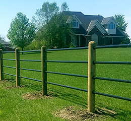 Acreage Fences – Residential & Commercial Fencing Omaha