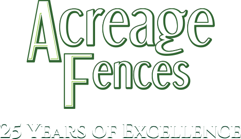 Acreage Fences