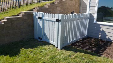 Brandywine 4' Gray Gate
