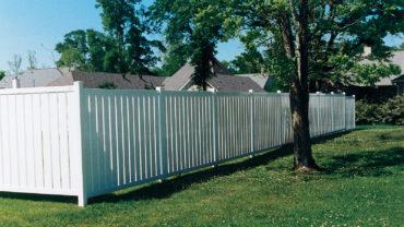 Caribbean Vinyl Fence