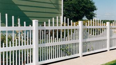 Dalton Vinyl Fence