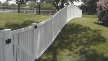 Pacific Vinyl Fence