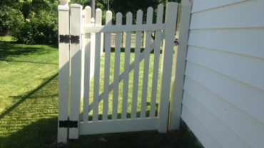 Potomac 6' Almond Gate