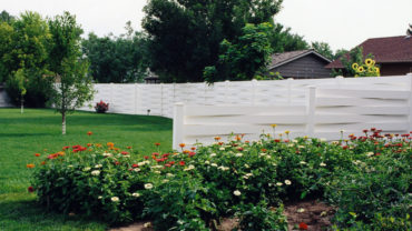 Windsor Vinyl Fence