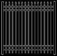 Aluminum 0141 Straight