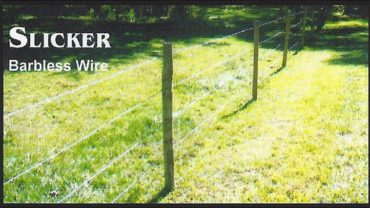 Slicker Farm Fence