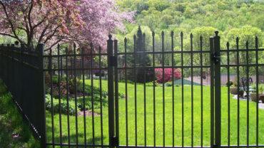 1132 Aluminum Fence
