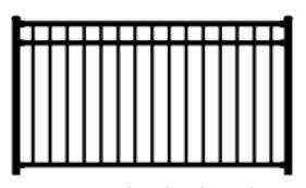 C31 Railing