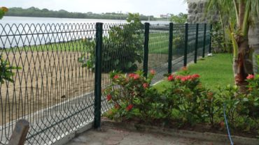 Florence Welded Wire Fence
