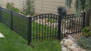 0230 with Rings Aluminum Gate