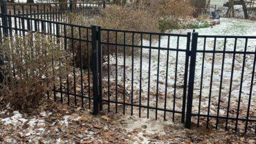 Aluminum Walk Gate